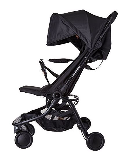 Mountain Buggy nano - travel stroller airplane