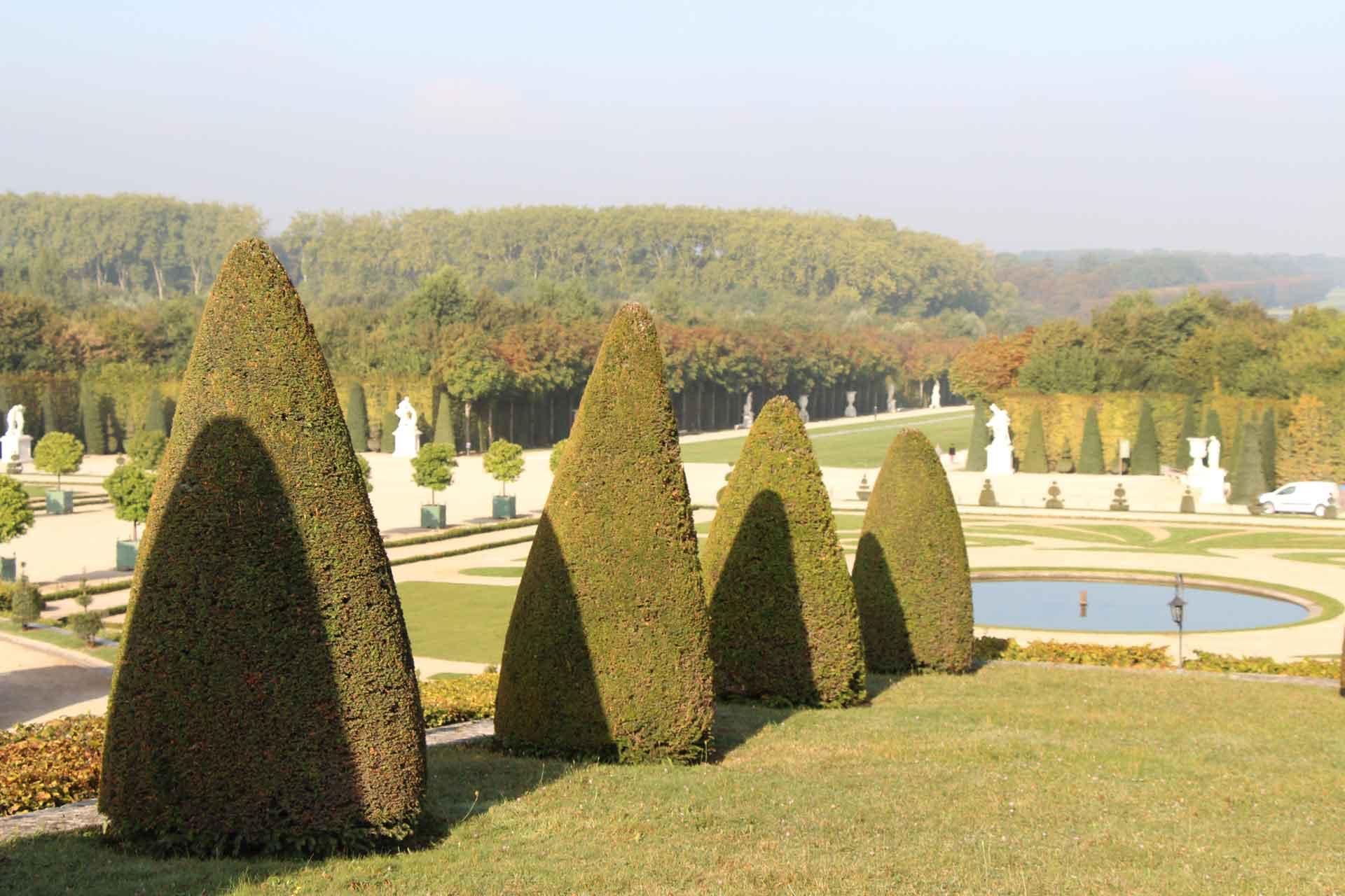 Gardens Palace de Versailles