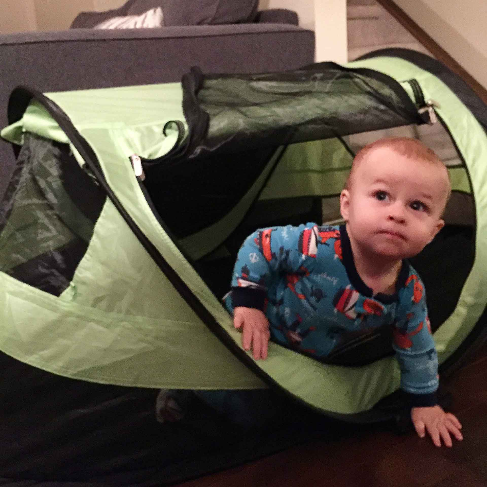 KidCo PeaPod Plus Travel Tent