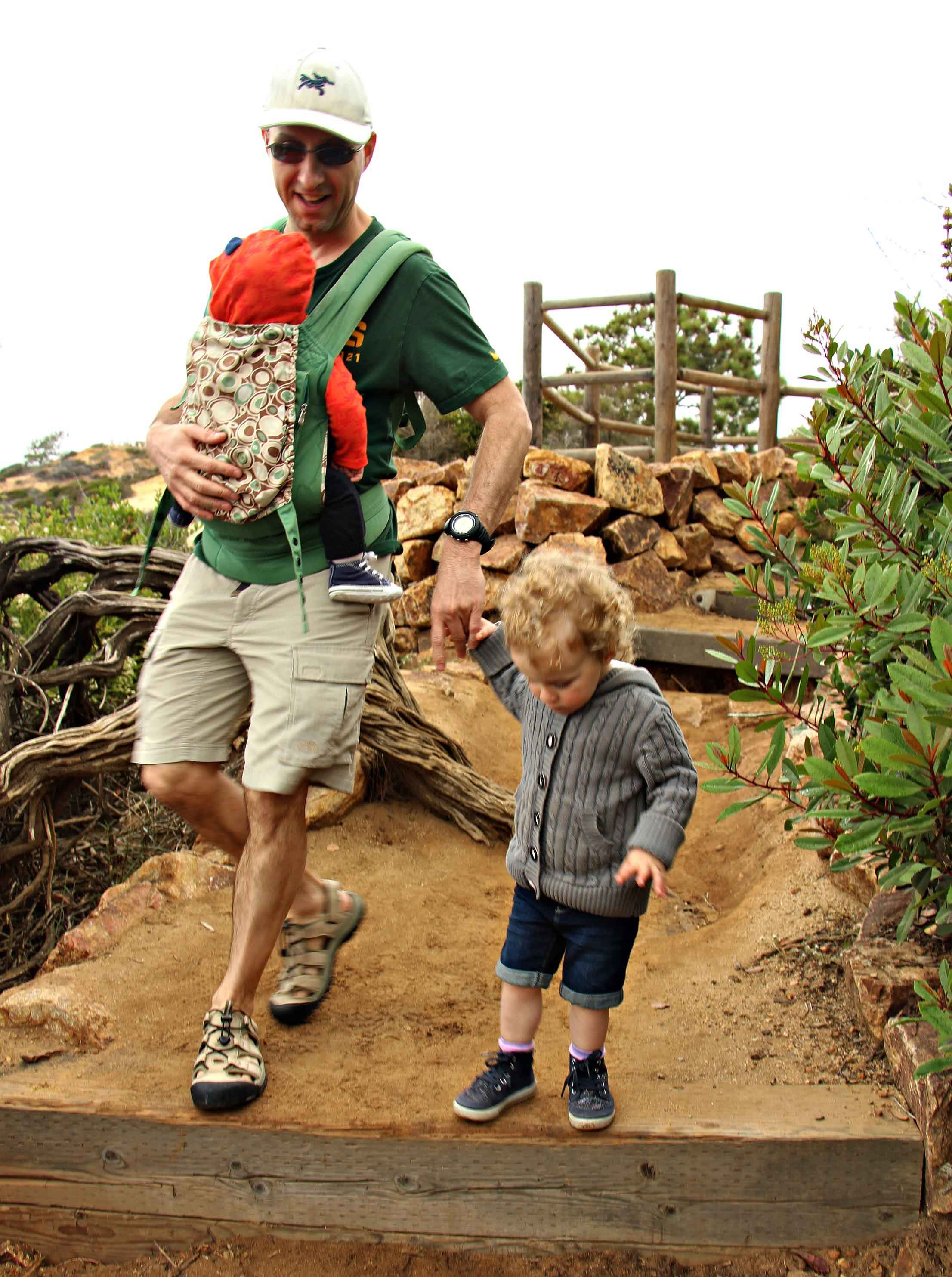 San Diego with Baby and Toddler - Torrey-Pines-Natural-Reserve