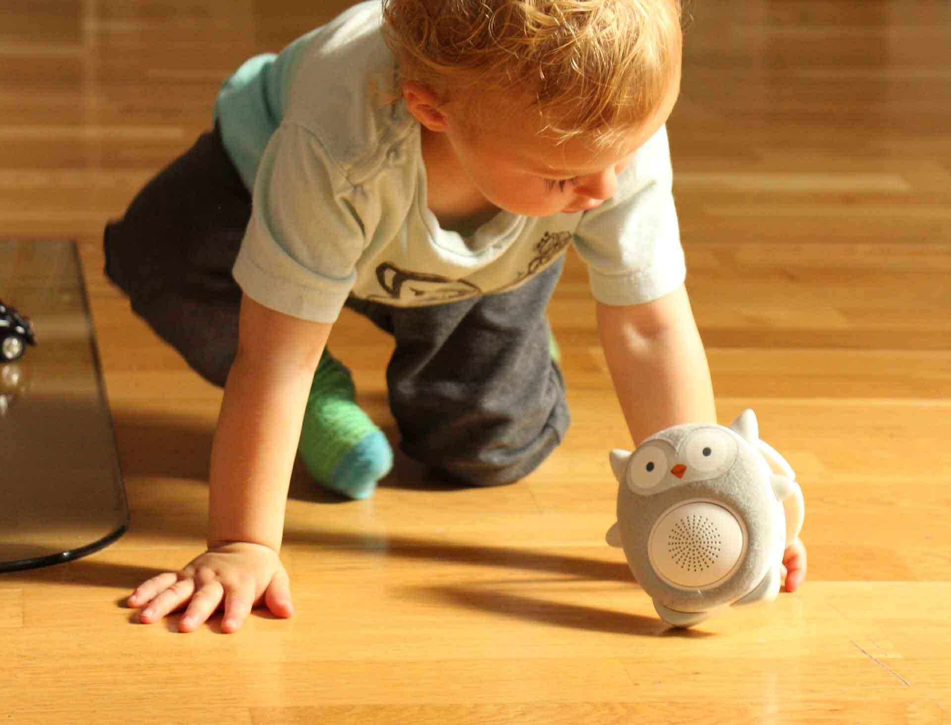 White noise machine for toddler travel