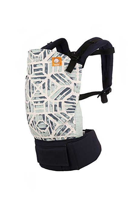 Tula Toddler Carrier for travel with toddler