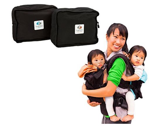 TwinGo Carrier for travel with twins