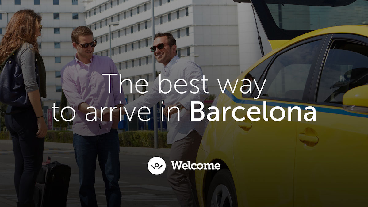 Transportation from Barcelona-El Prat Airport to your Hotel
