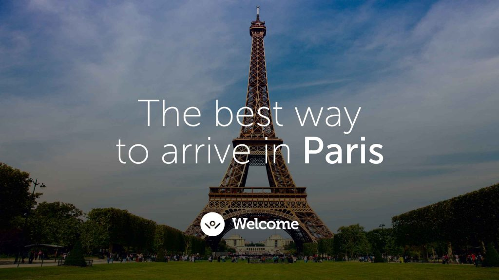 Baby-friendly Paris Airport Transfer