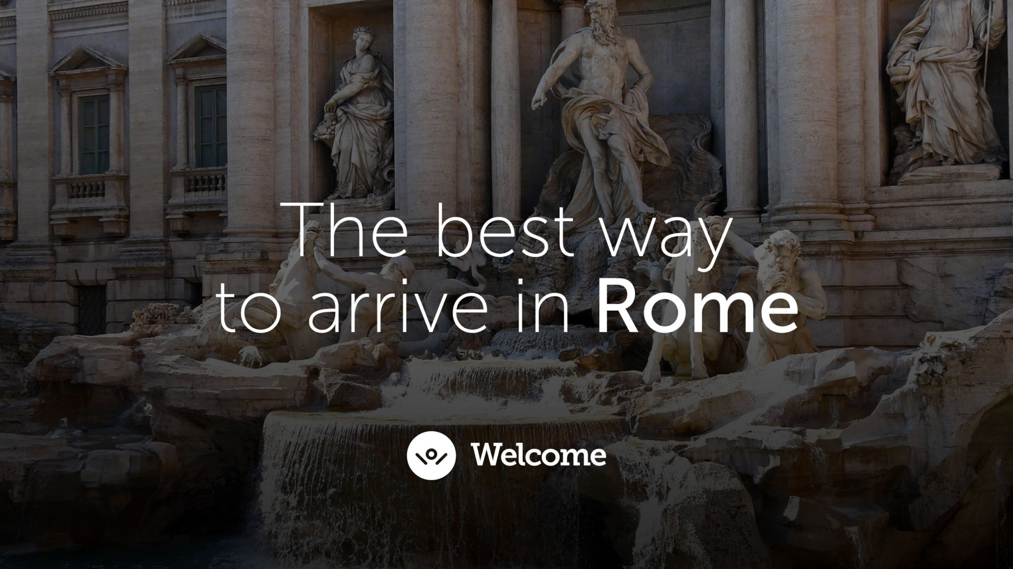 Welcome Pickups in Rome Private Transfer