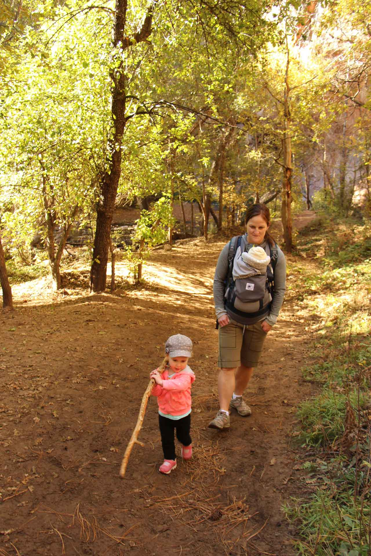 West Fork Trail Sedona Hiking