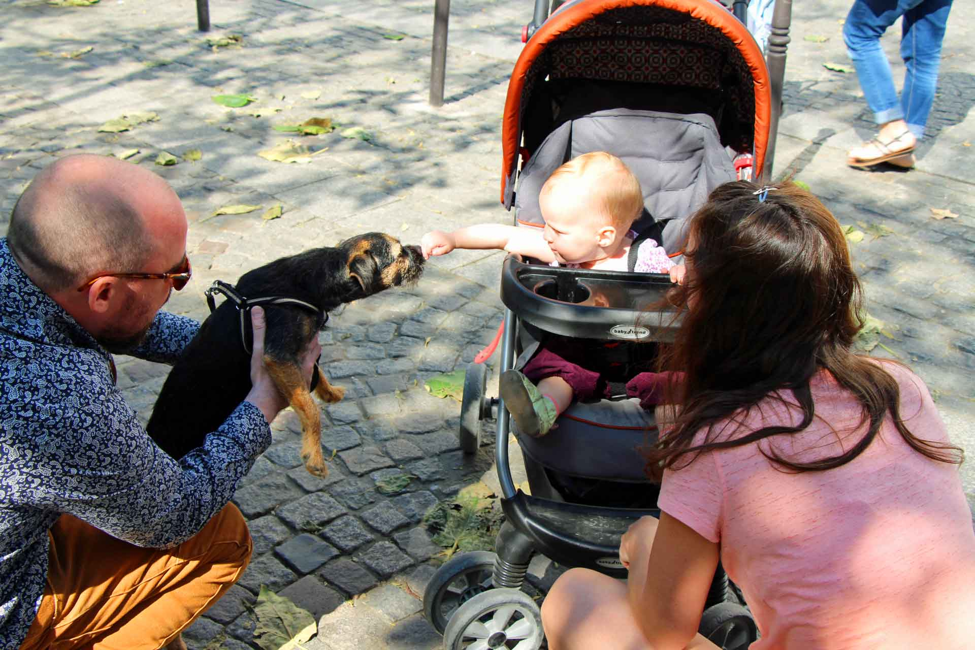 Why Europe is Amazing for Babies and Toddlers - Locals are Very Friendly
