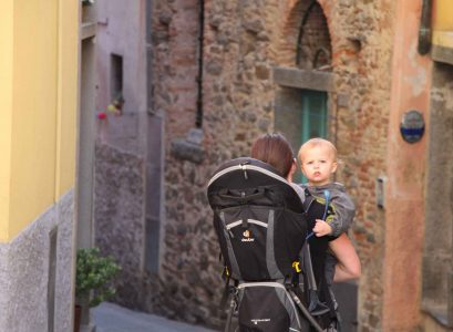 Reasons to travel with a baby