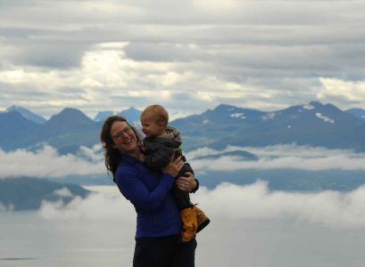 Why Travel with a baby or toddler