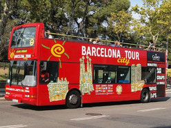 Barcelona City Tour Hop on Hop off bus