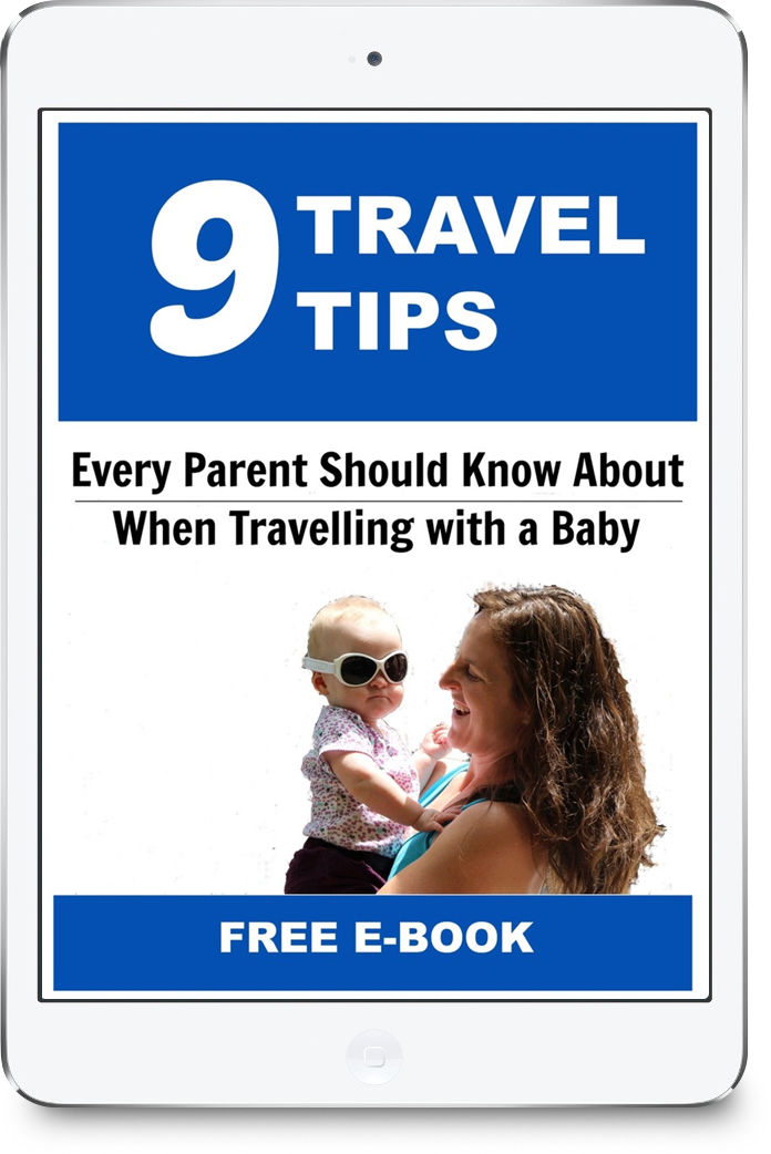 Travel Tips for Travelling with a baby