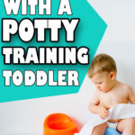 How to Travel with a Potty Training Toddler