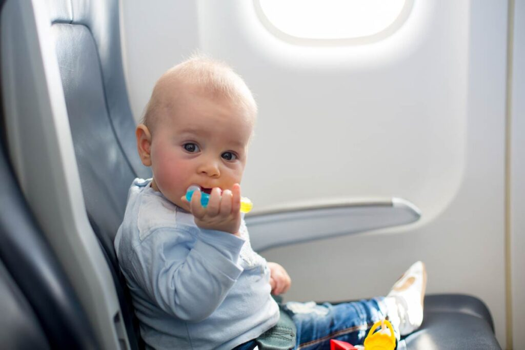 travel with baby essentials