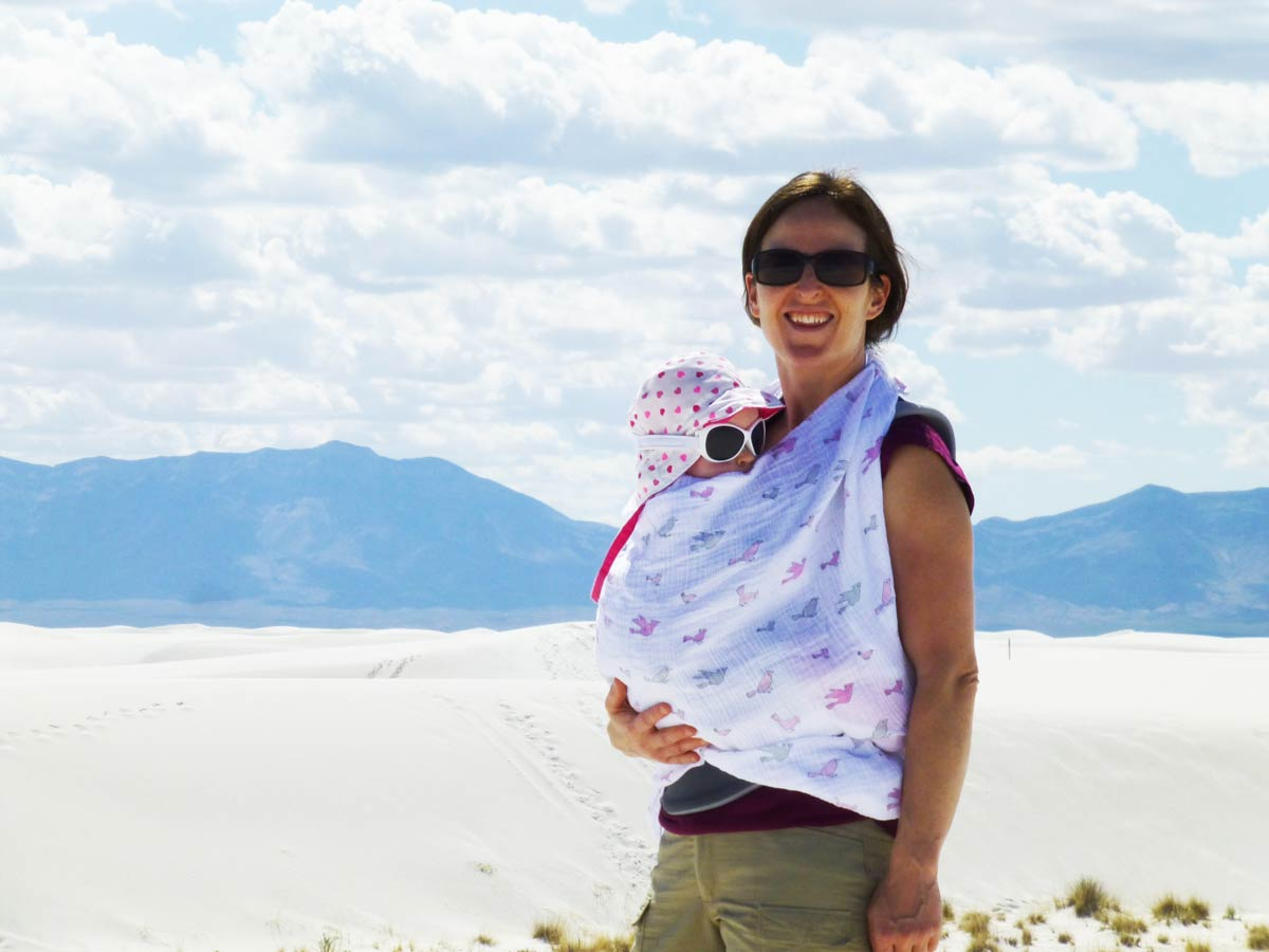 swaddle blankets - best baby gear for travel