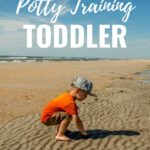 Tips for traveling with toddlers who are potty training