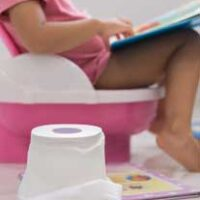 travel with newly potty trained toddler