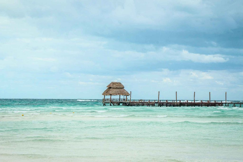 Day trip to Isla Mujeres with baby or toddler
