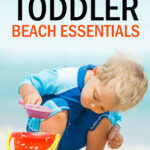 Toddler Beach Essentials
