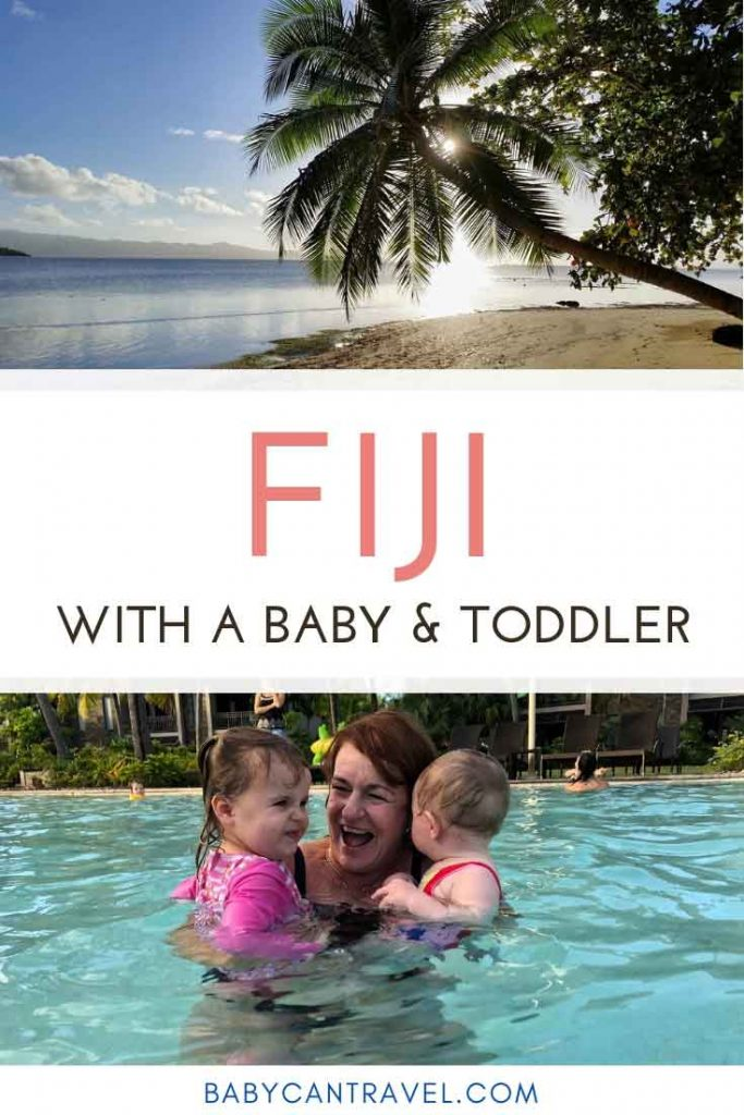 Tips for Fiji Family Holiday with a Baby and Toddler || Fiji Resorts with a Baby | Travel with Toddlers | Fiji with Kids | Tips for Fiji with kids