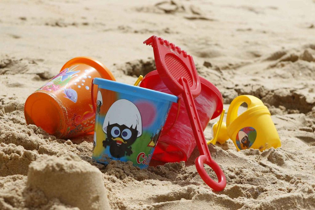 Toddler Beach Essentials - Beach Toys