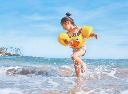 Toddler Beach Essentials - Swim Arm Bands
