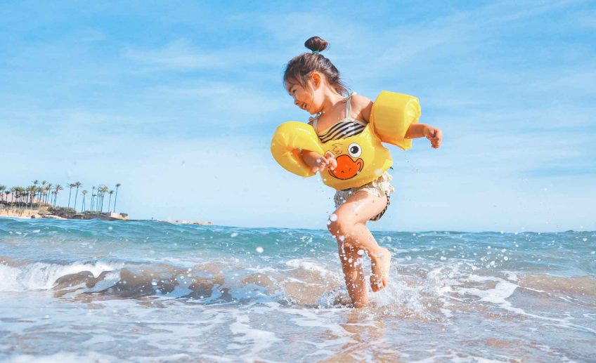 Toddler Beach Essentials - Swim Arm Bands