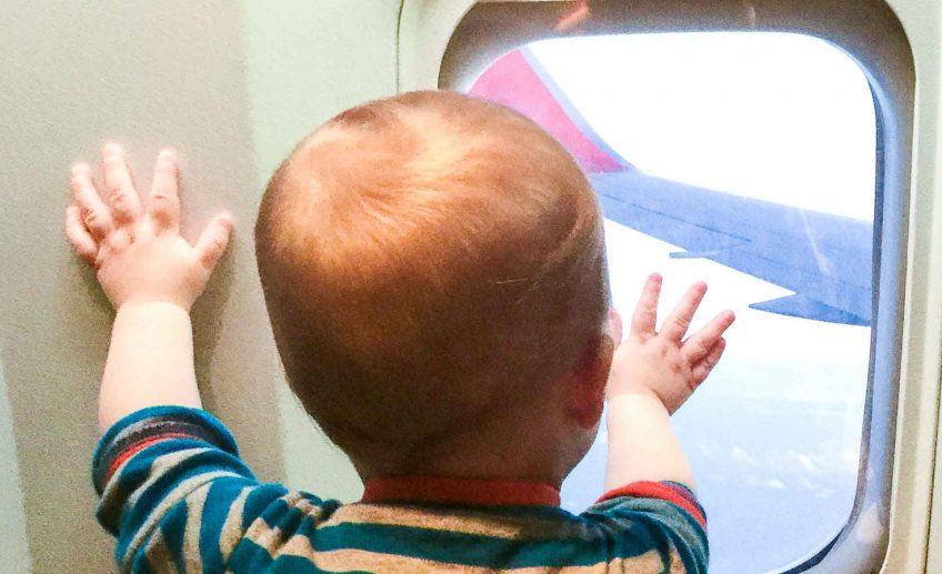 Tips for Flying with a Baby