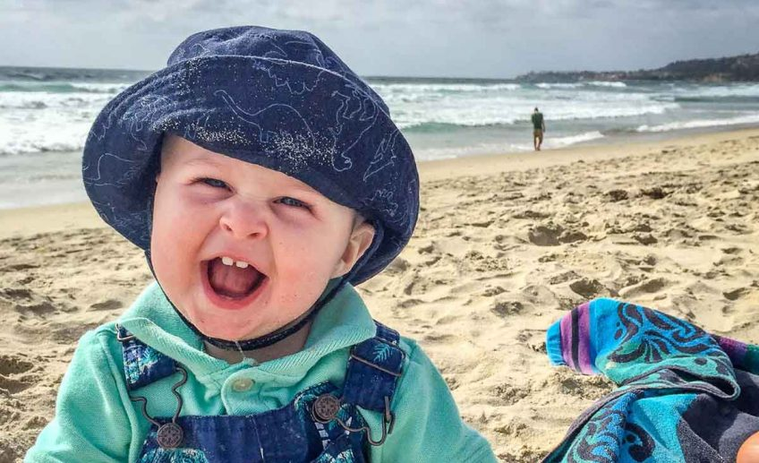 best holiday destinations with a baby