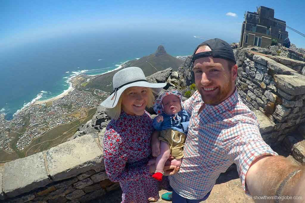 South Africa with a Baby