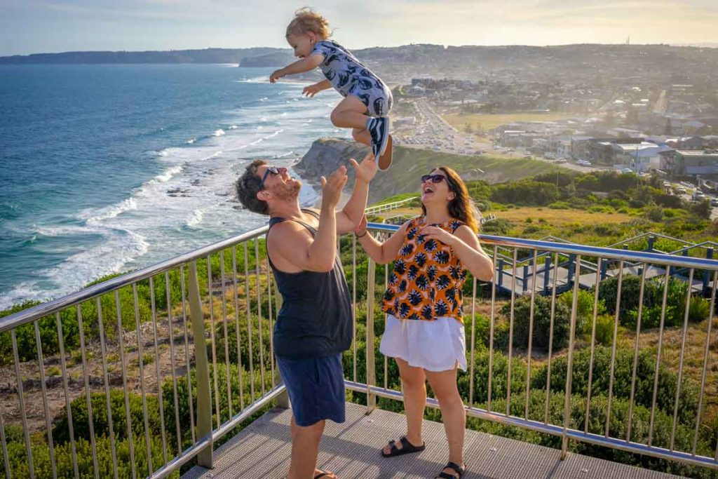 Australia with Toddler - best places to visit with toddlers