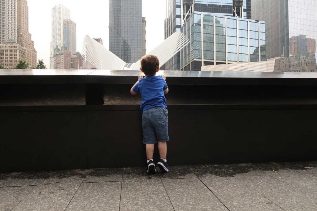 NYC with toddler - family vacation destinations with toddlers