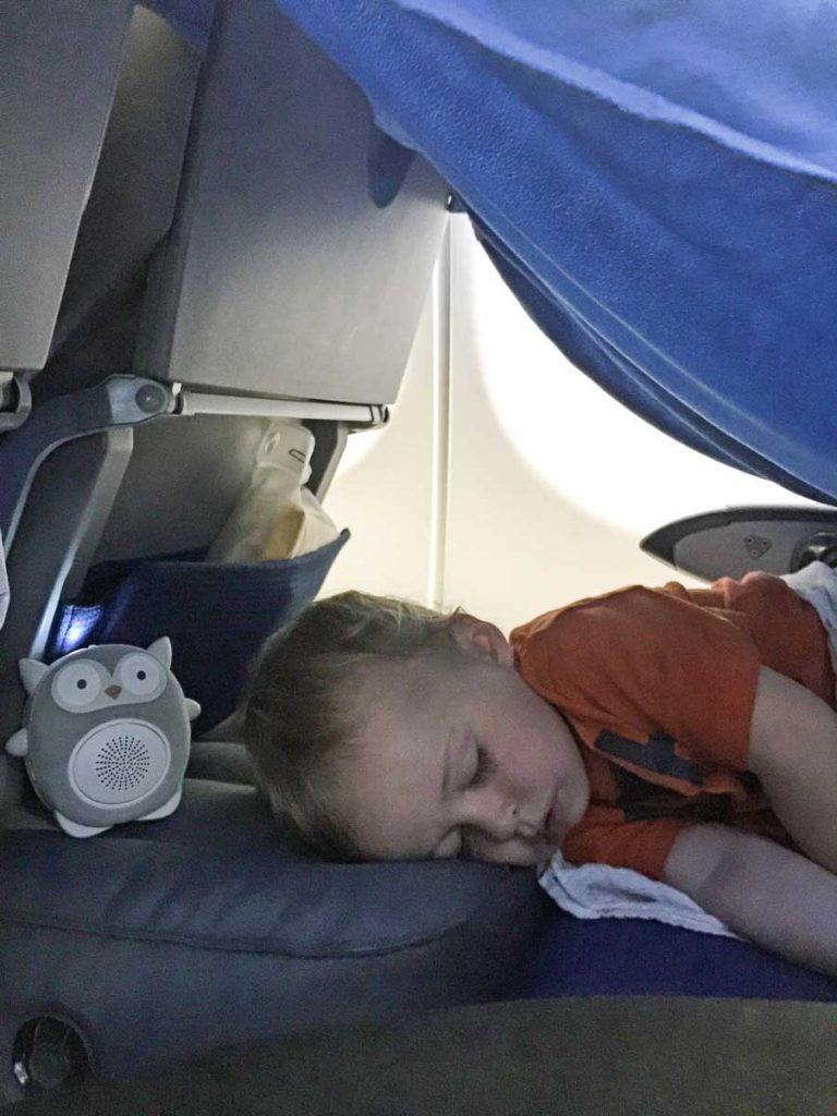 air travel hacks for flying with toddlers