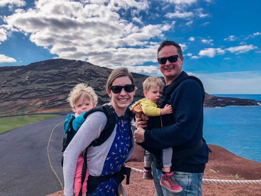 travel with twin toddlers