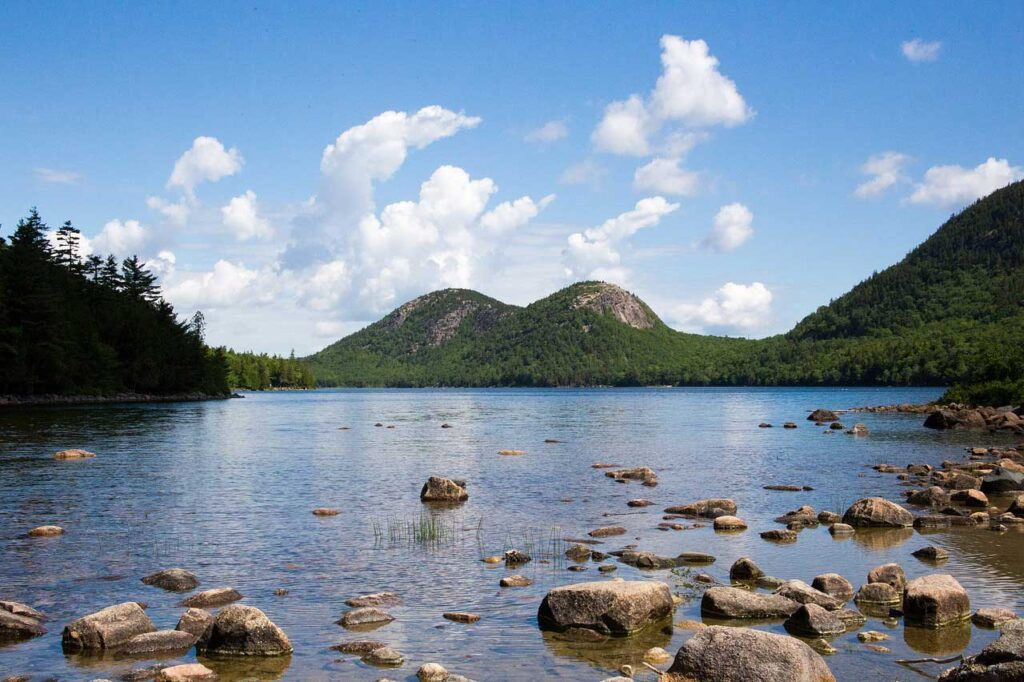 Best things to do in Acadia National Park - Jordan Pond