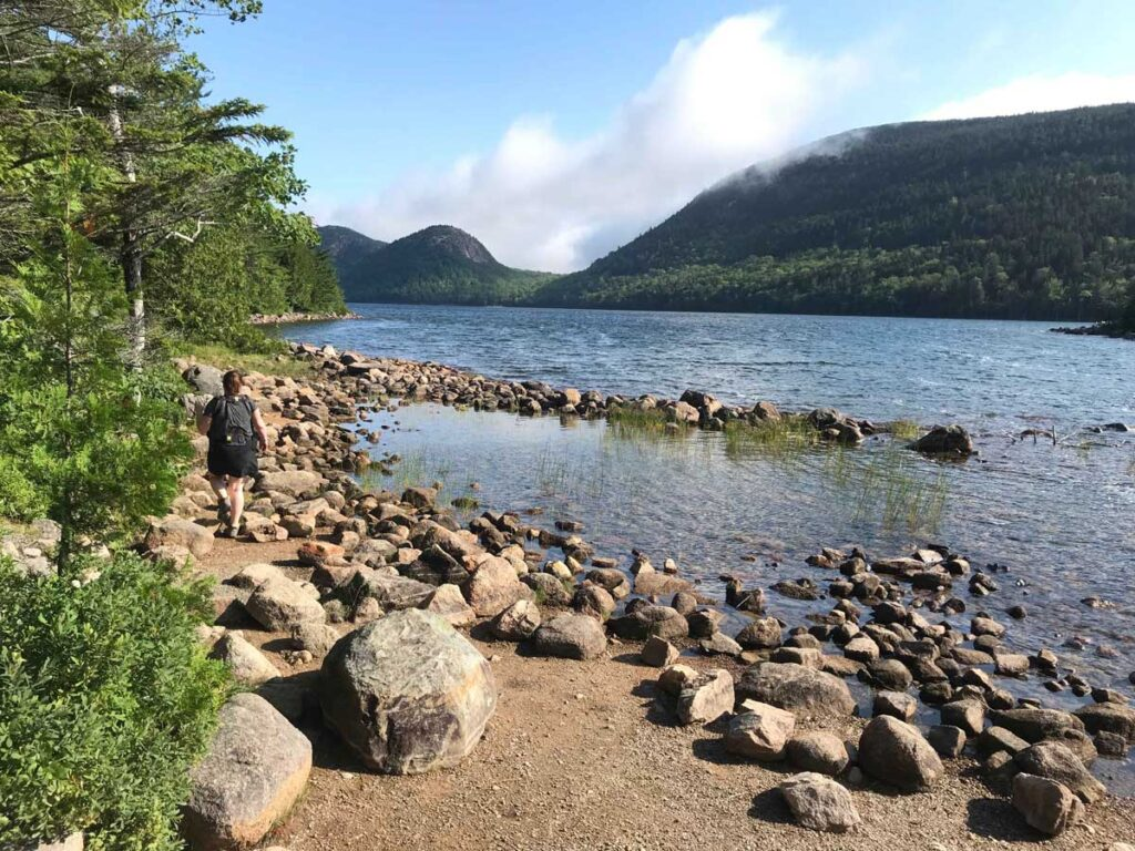 What to do in Acadia National Park with a baby
