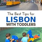 Lisbon with a Toddler