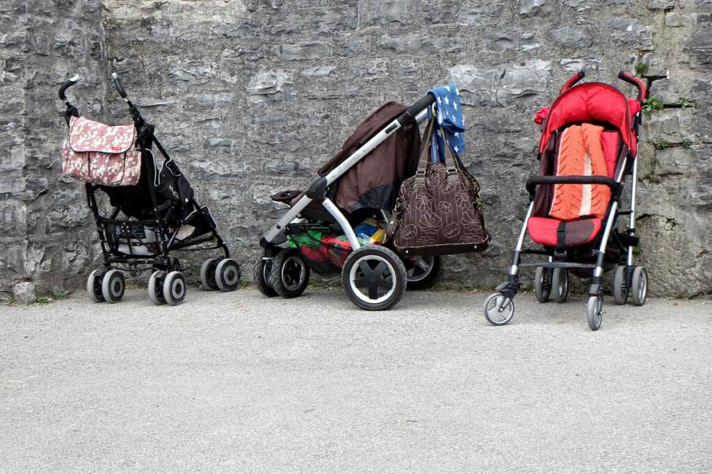 the best umbrella travel strollers