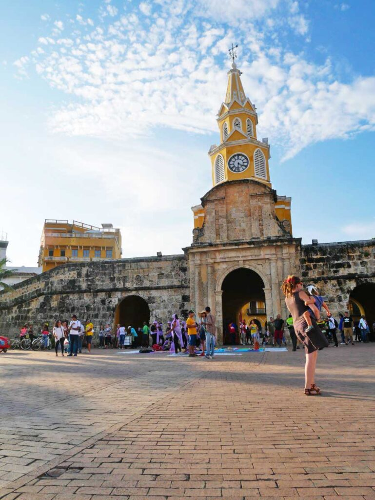 Things to do in Cartagena with toddlers