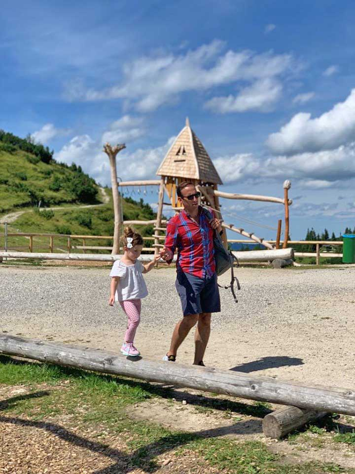 Best places in Bavaria Germany with toddler