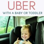 Uber with a Baby or Toddler? Here's what you need to know - including where you can request Uber Car Seat.