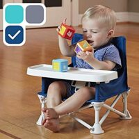 hiccapop Omniboost Travel Booster Seat