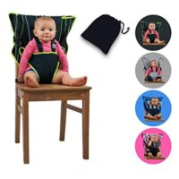 Best High Chair 2020.The Best Portable Travel High Chairs For 2020 Baby Can Travel