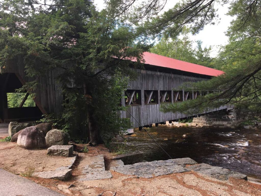 image of Albany Covered Bridge