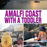 Naples Pompeii Amalfi Coast Italy with a baby or toddler