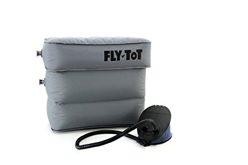 Fly Tot Inflatable Airplane Cushion
