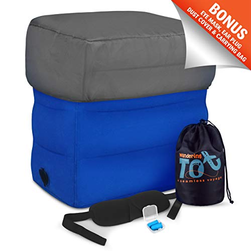 Wandering Tot Inflatable Bed for Airplane Travel