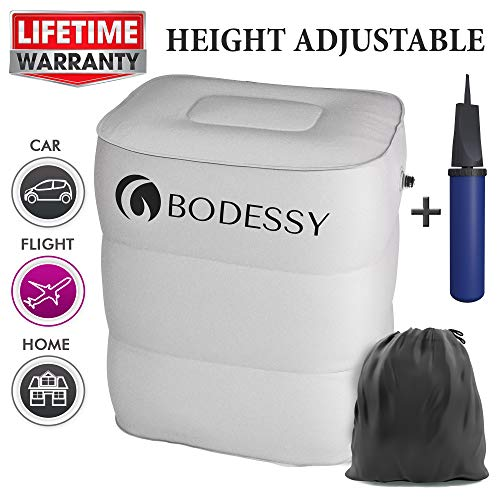 Bodessy Blow Up Cushion for Plane Travel