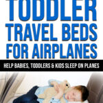 Best Airplane Travel Beds for Toddlers
