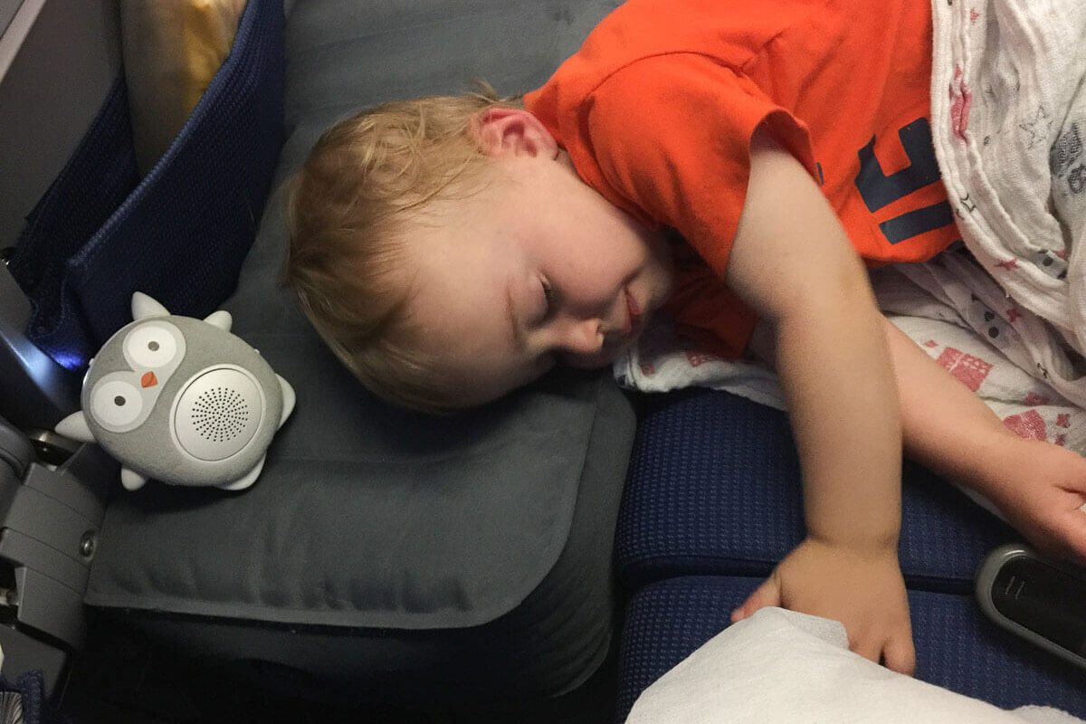 Best Toddler Travel Beds for Airplanes